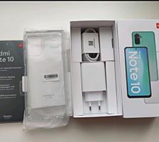 REDMI Note 10 новый в коробке. Доставлю. + Стекло в подарок