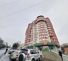 Bloc Nou! str. Socoleni, Poșta Veche, 3 camere + living. Variantă albă