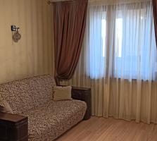 2 комнатная квартира с ремонтом и мебелью