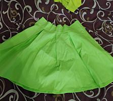 Кислотная юбка