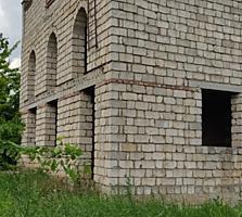 Продам 2-эт дом в с. Терновка. 80% готовности. Польский проект. Не дорого