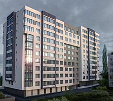 Spre vinzare apartament cu 1 odaie + living inntr-un bloc nou. ...