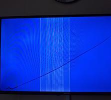 Продам телевизор на комплектующие