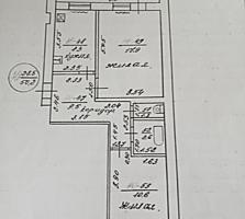Продам двухкомнатную квартиру ул. Т. Кручок