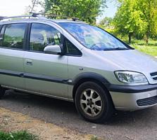 Продам автомобиль Opel Zafira 2004г. в.