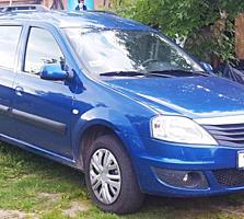 Dacia Logan MCV по запчастям