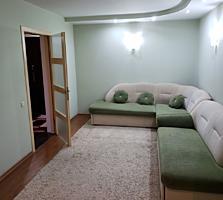 Мирча чел Бэтрын, очень уютная, 1-комнатная квартира, евроремонт!