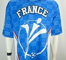 Оригинальная винтажная Футболка Евро 2000 г.