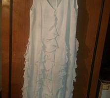 Продается б/у платье и другие новые вещи