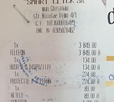 Vind tel urgent ultimul pret 1500 lei