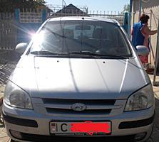 Hyundai Getz г. в. 2004, дизель\V= 1500 см³
