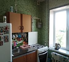 2- х комнатная на Бородинке.