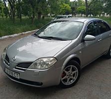 Продам Nissan Primera 2,2 турбодизель, 6-ст. МКПП, 2003 г.