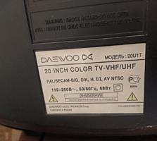 Продам телевизоры для дачи Daewoo 20U1T / JPE JP-21A5C