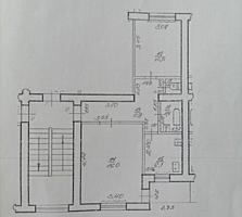 Продам 2х комнатную квартиру с гаражом