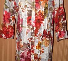Продается блуза из 100% льна и комплект для дома.