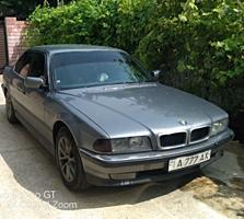 BMW 730, E38, V8, 1995 г. в.