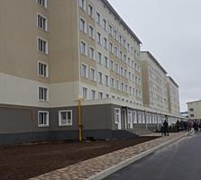 Новострой 72 м2 свободная планировка