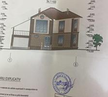 Новые Вадул луй Водэ 6 соток + проект на дом