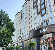 Se vinde apartament cu 2 camere + living, situat în sect. Buiucani, ..