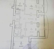 3-комнатная квартира Центр