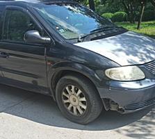 Chrysler Grand Voyager 3.3 бензин-метан 2002 год
