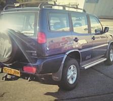 Продам Nissan Terrano 1996года выпуска