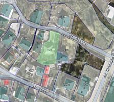 Se vinde teren, sectorul Buiucani str. Griului. Suprafata totala de 6