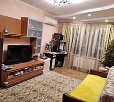 Se vinde apartament spatios in sectorul Buiucani. Suprafata totala ...