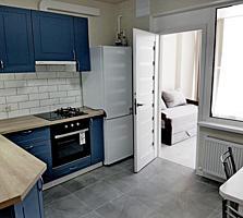 Квартира с ремонтом мебелью в сданном доме жк Розенталь