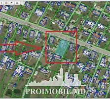 Spre vînzare se oferă teren pentru construcții, r. Strășeni, s. ...