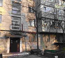 Apartament de vânzare cu două odai, situat în sectorul Buiucani. ...