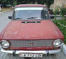 ВАЗ 21-01. 1970 г итальянка. первый год выпуска. электр зажигание 500