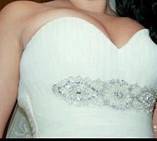 Свадебное платье, в идеальном состоянии, после химчистки