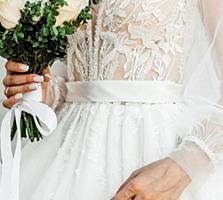 Продам свадебное платье из коллекции 2020