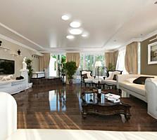 Просторную квартира с дизайнерским с собственной террасой 140 м