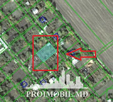 Spre vînzare se oferă teren pentru construcții, situat în o. ...