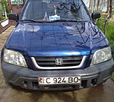 Honda CR-V 1998г. 2.0 бензин Продается в связи с переездом в РФ.