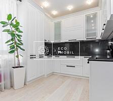 Se vinde apartament exclusiv în bloc nou cu trei camere, amplasat în .