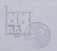 1-комнатная квартира на Котовского