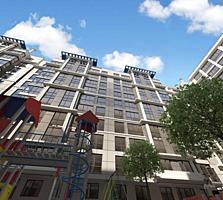 Ciocana, variantă albă, apartament cu 2 camereEco City Residence ...