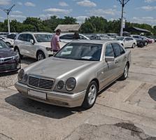 Mercedes Benz E290 Дизель W210 (Usauto)