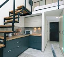 Продается уникальная двухуровневая квартира С РЕМОНТОМ в готовом доме