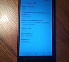 Продам Телефон LG k8+(2018) 650 руб