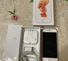 Продам iPhone 6s 16Gb в хорошем состоянии