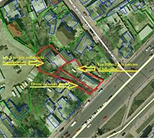 Teren pentru construcții în sectorul Centru, str. Ismail. Suprafața 5