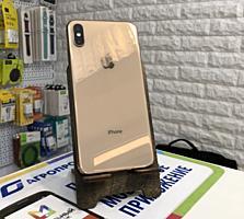 iPhone Xs Max 256Gb Gold Dual-Sim-570$ Доставка/Рассрочка