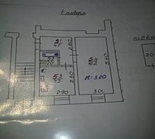Однокімнатна квартира від власника.