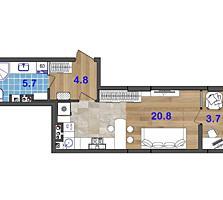 Покупайте квартиру в комфортабельном жилом комплексе