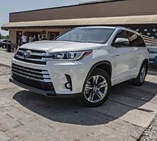 Toyota Highlander Hybrid Limited Platinum (2019) Usauto Автокредит